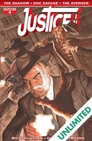 Justice, Inc. #4 (of 6): Digital Exclusive Edition